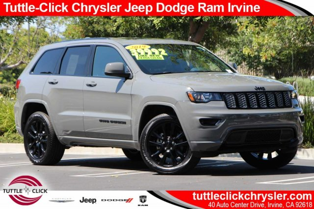 Certified Pre Owned Jeep >> Certified Pre Owned 2019 Jeep Grand Cherokee Altitude With Navigation 4wd
