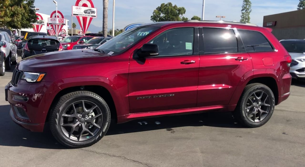 Certified Pre-Owned 2019 Jeep Grand Cherokee Limited X