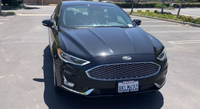 PRE-OWNED 2019 FORD FUSION ENERGI TITANIUM WITH NAVIGATION