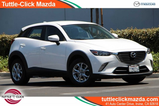 Tuttle Click Mazda >> Pre Owned 2016 Mazda Cx 3 Touring Awd