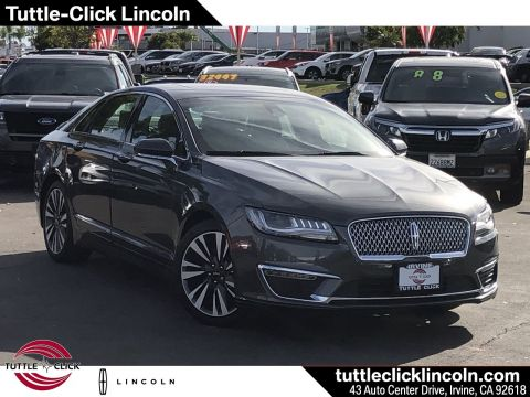 Pre-Owned 2018 Lincoln MKZ Hybrid Reserve