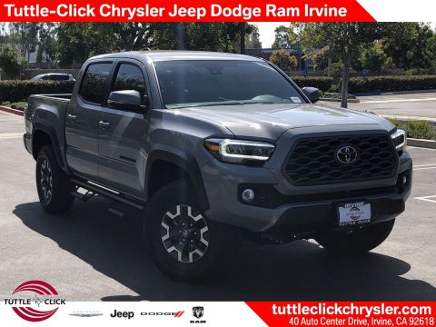 Pre-Owned 2020 Toyota Tacoma 2WD TRD Off Road