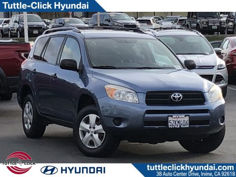 Pre-Owned 2007 Toyota RAV4 4DR 2WD 4CYL